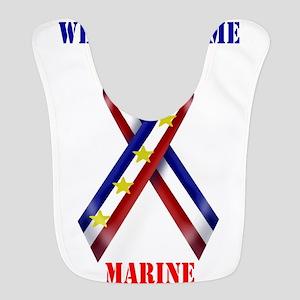 Ribbon2-marine Bib