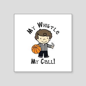 My Whistle Sticker