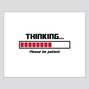 Thinking Loading Bar Please Be Patient Posters