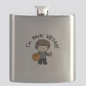 Never Wrong Flask