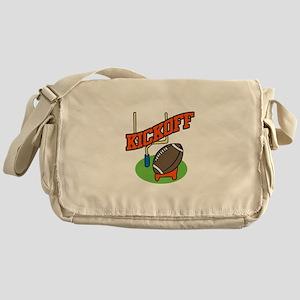 Kickoff Messenger Bag
