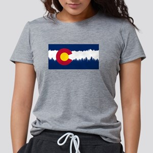 Colorado Flag Silhouette T-Shirt