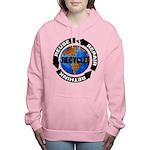 Recycle World Women's Hooded Sweatshirt