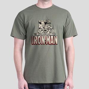 Iron Man MC 3 Dark T-Shirt