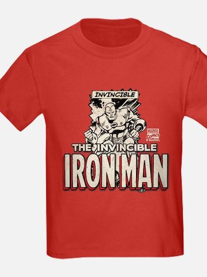 Iron Man MC 3 T