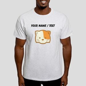 Custom Cute Cat T-Shirt
