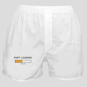 Fart Loading Boxer Shorts