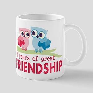 8th anniversary couple Mug
