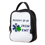 Property Of Irish EMT Neoprene Lunch Bag