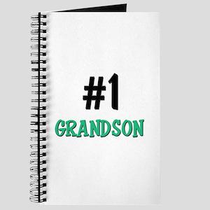 Number 1 GRANDSON Journal