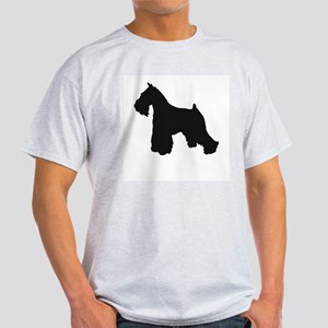 schnauzer black 1 T-Shirt