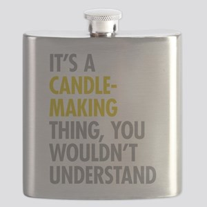 Its A Candlemaking Thing Flask