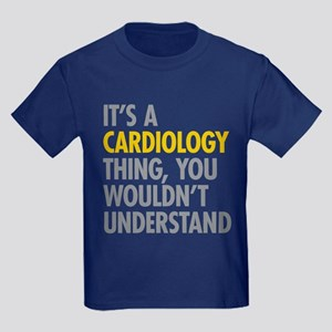 Its A Cardiology Thing Kids Dark T-Shirt