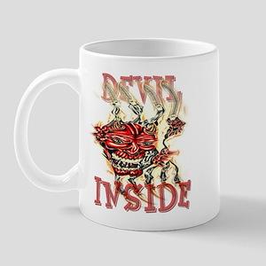 Devil Inside Mug