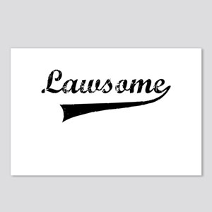 Lawsome Postcards (Package of 8)