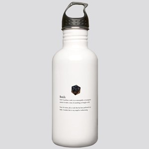 D20 Botch Stainless Water Bottle 1.0l
