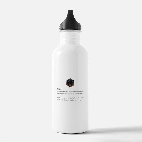 D20 Botch Water Bottle