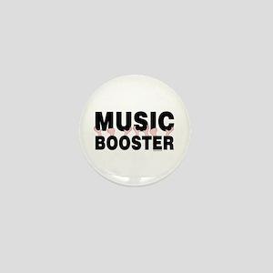 Music Booster Hands Mini Button