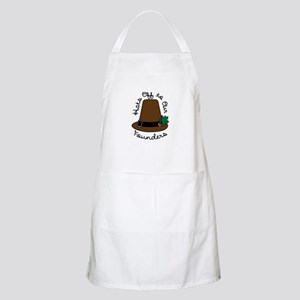 Hats Off to Our Founder Apron