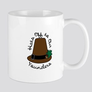 Hats Off to Our Founder Mugs