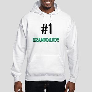 Number 1 GRANDDADDY Hooded Sweatshirt
