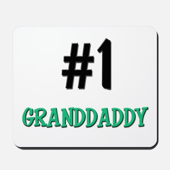 Number 1 GRANDDADDY Mousepad