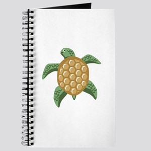 Sea Turtle Animal Journal