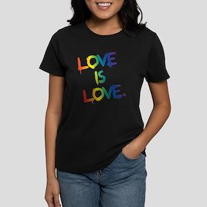 Love Is Love Women's Specific T-Shirt