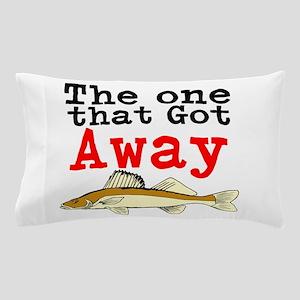 The One That Got Away Pillow Case