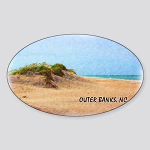 Outer Banks Dune, NC Sticker