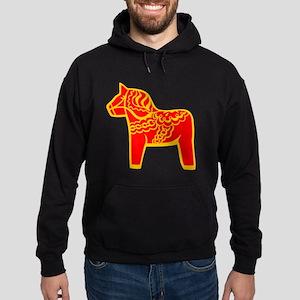 dalahast dala horse toy sweden Sweatshirt
