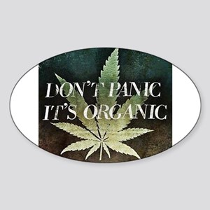 DontPanic Sticker