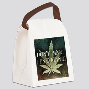 DontPanic Canvas Lunch Bag