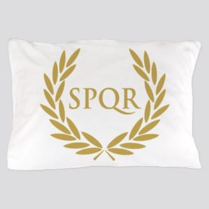 Rome SPQR Roman Senate Seal Pillow Case