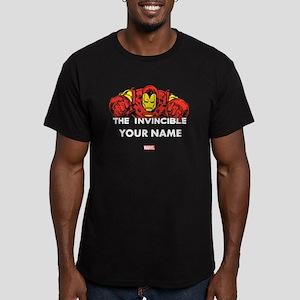 The Incredible Hulk Pe Men's Fitted T-Shirt (dark)