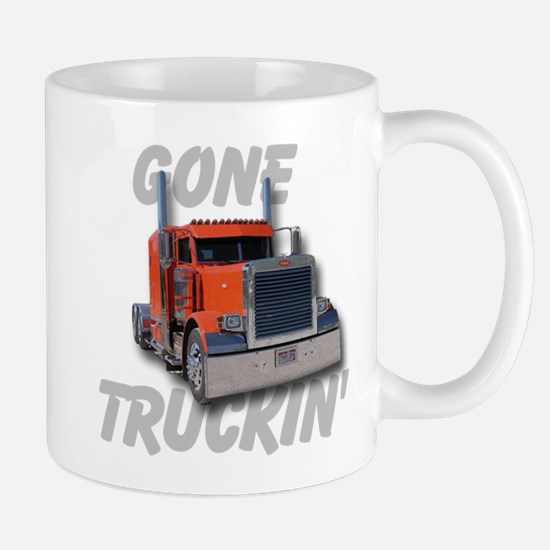 Gone Truckin' Mugs