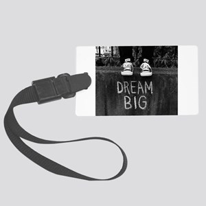 Dream Big Luggage Tag