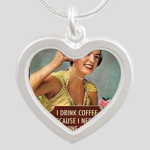Drink Wine Necklaces