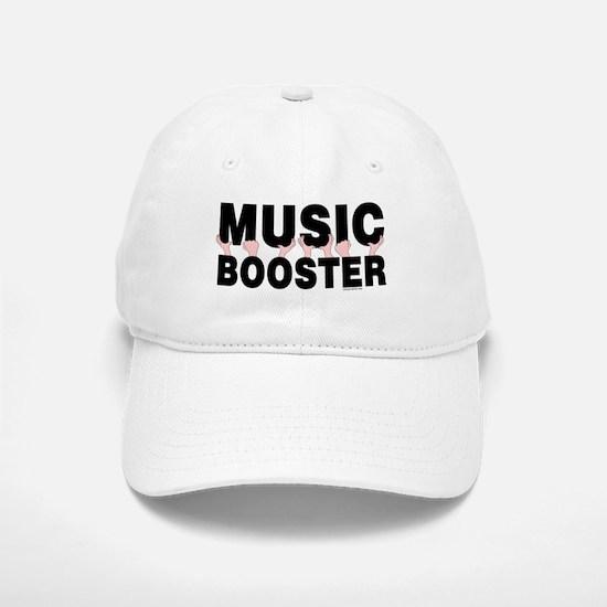 Music Booster Hands Baseball Baseball Cap