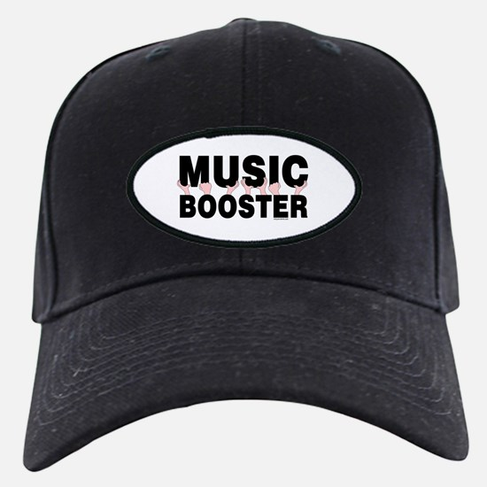 Music Booster Hands Baseball Hat