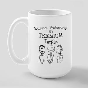 """Premium People"" Large Mug"