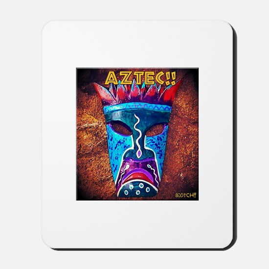 Belize Biotch!! Designer Mousepad