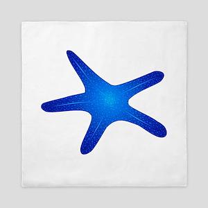 Squishy Squishy Starfishy Queen Duvet