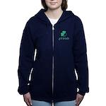 2/3 Irish Women's Zip Hoodie