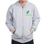 2/3 Irish Zip Hoodie