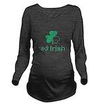 2/3 Irish Long Sleeve Maternity T-Shirt