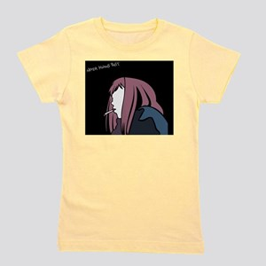 Never Knows Best Girl's Tee