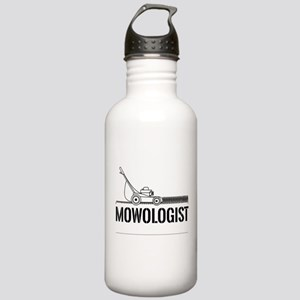 Mowologist Water Bottle