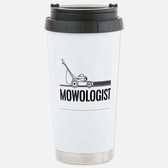 Mowologist Travel Mug