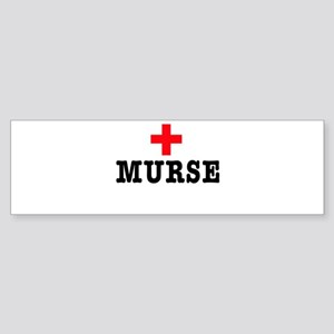 Murse Bumper Sticker